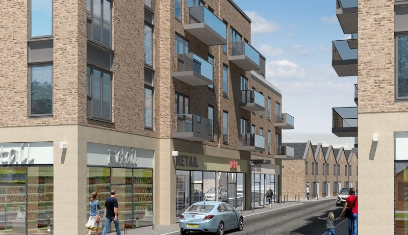 Developer Appointed for £45m High View Regeneration