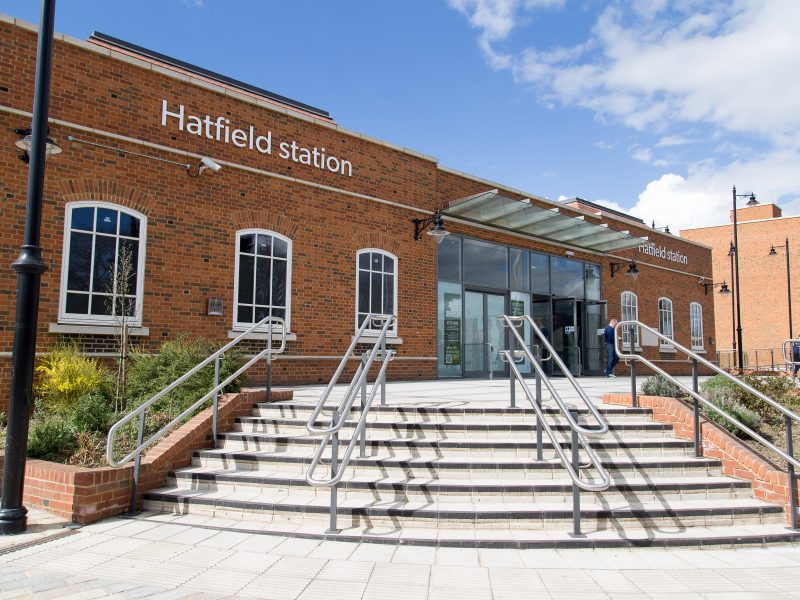 Hatfield climbs ranks to be named London's 4th best commuter hotspot