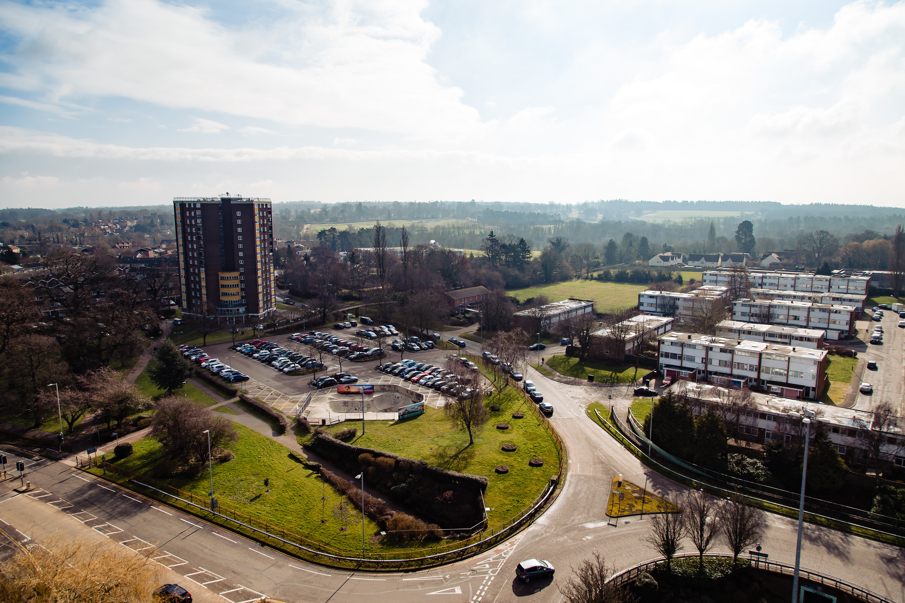 Hatfield named in top 20 London commuter towns