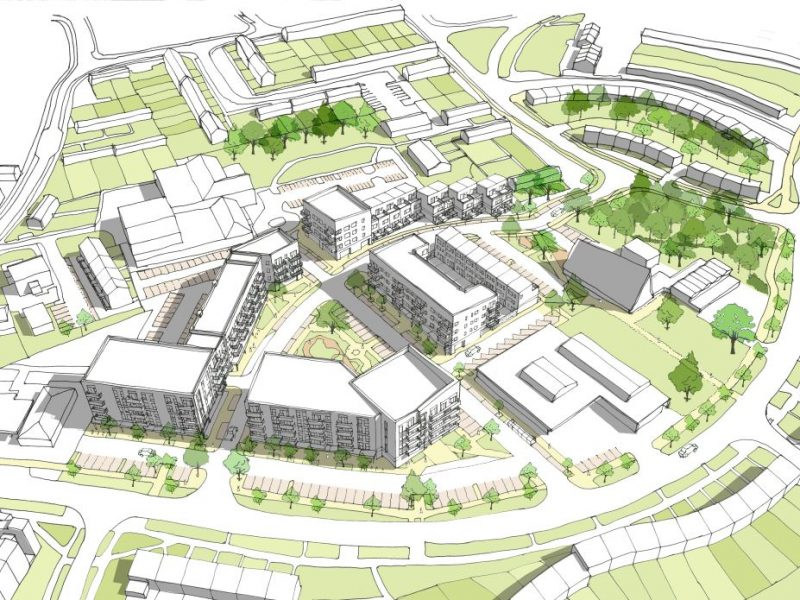 High View regeneration reaches planning milestone