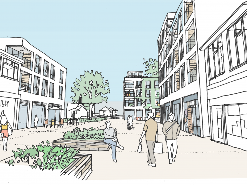 Key site plans on display in Hatfield