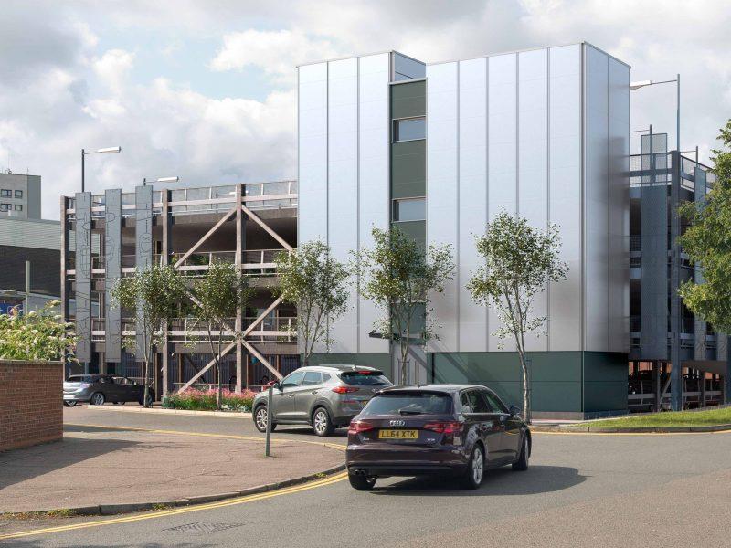 Work to start on Hatfield multi-storey car park