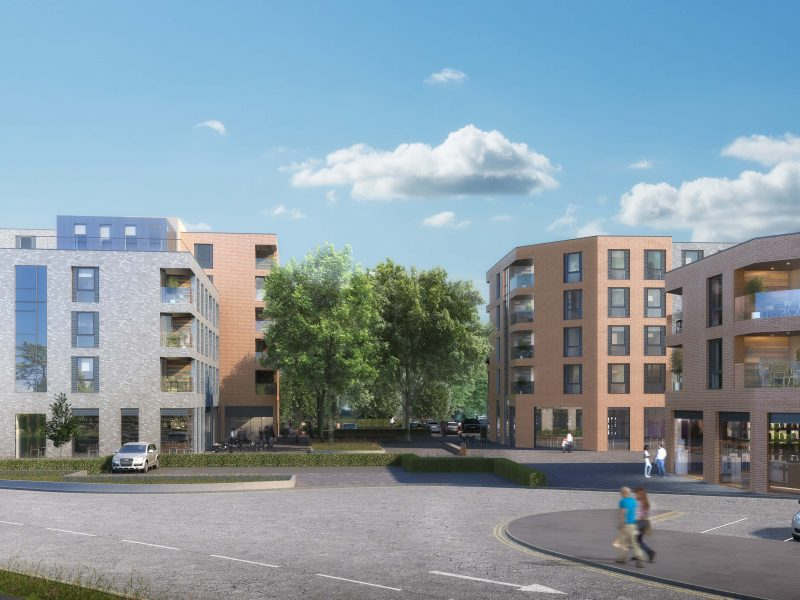 One Town Centre redevelopment approved
