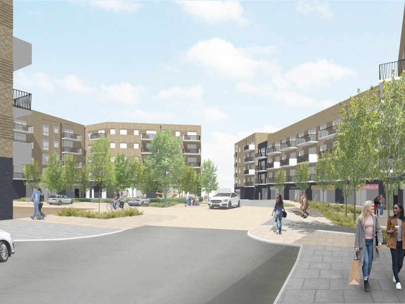 Work set to start on High View regeneration