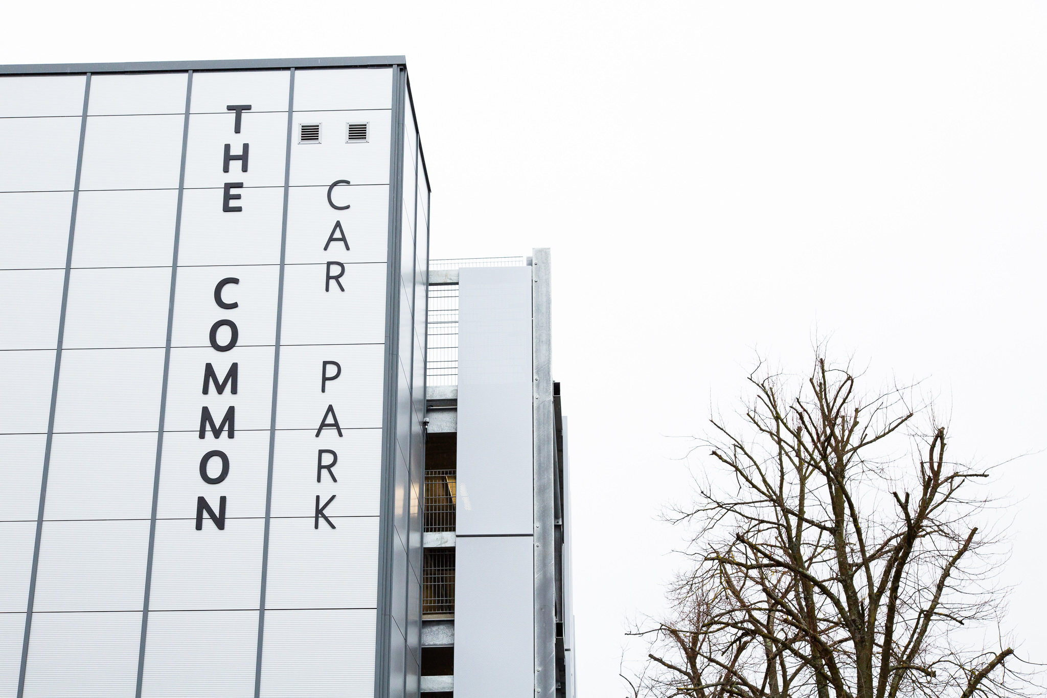 New multi-storey car park unlocks further regeneration opportunities in Hatfield